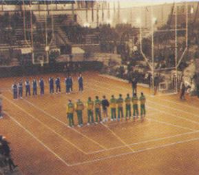 Las diez canchas del real madrid secci n de baloncesto - Pabellon de deportes de madrid ...