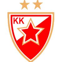 Resultado de imagen de estrella roja basket escudo